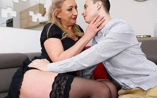 The sex sexy mature granny remarkable